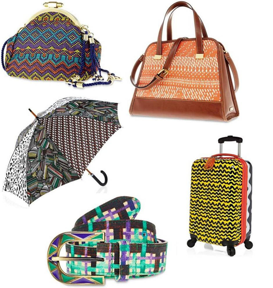 My Faves Journal Duro Olowu JCPenny Collaboration Accessories