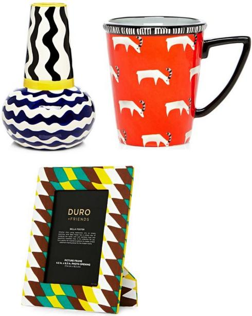 My Faves Journal Duro Olowu JCPenny Collaboration Home