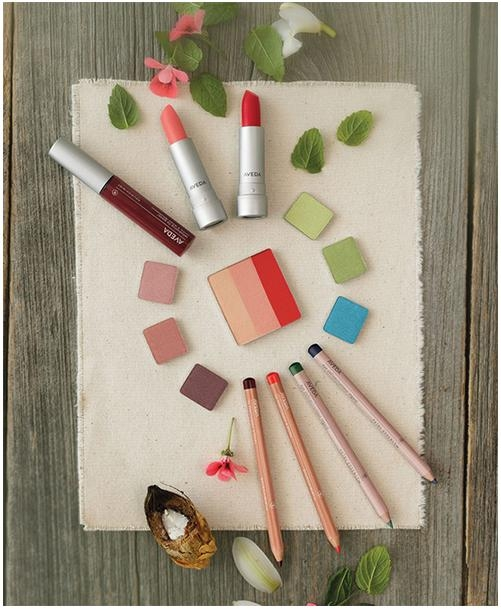 My Faves Journal Aveda Art of Nature Collection for Spring 2013 Limited Edition