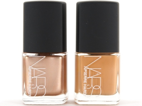 My Faves Journal NARS Pierre Hardy Nail Polish Pair in Easy Walking