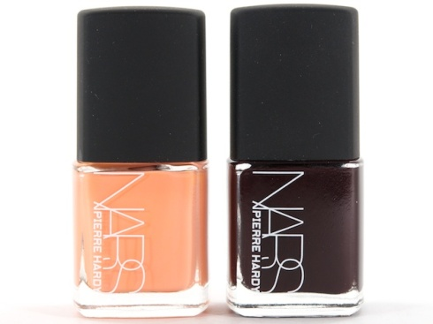 My Faves Journal NARS Pierre Hardy Nail Polish Pair in Sharplines