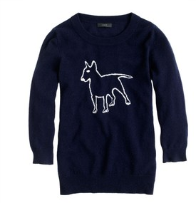 My Faves Journal - HUGO GUINNESS FOR J.CREW CASHMERE TERRIER SWEATER