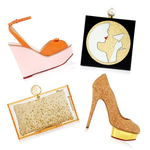 My Faves Journal - Charlotte Olympia & Veuve Clicquot Brand Partnership