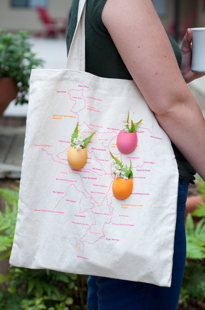 My Faves Journal-Wearable Plant Bag