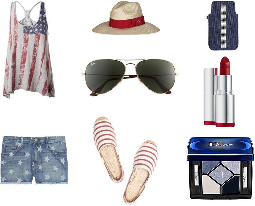 My Faves Journal_July4th Outfit