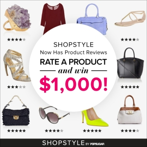 ShopStyle Review Giveaway