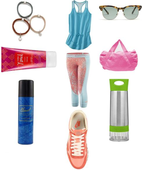 MyFavesJournal_ThriftyThursday_Workout Essentials