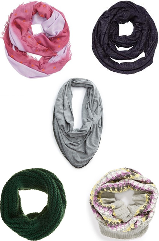 Infinity-Scarves