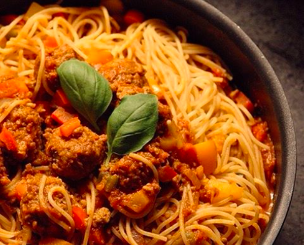 Vegan-Spaghetti-Primavera-Sauce-and-'Meatballs'-recipe-03