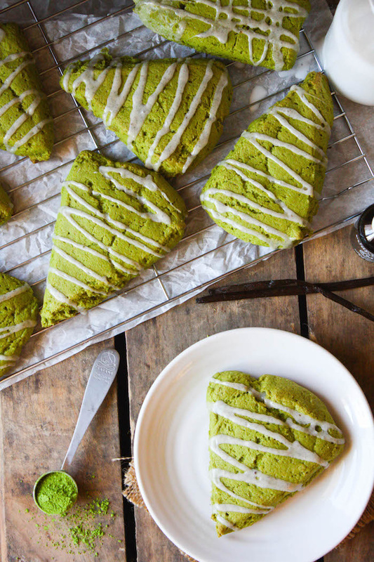 St-Patricks-Day-Matcha-Green-Tea-Scones